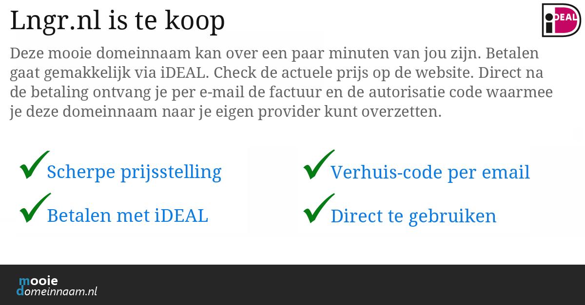 (c) Lngr.nl